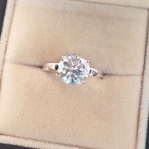 Jewelry - 4.5ct MoissanitebColorless White DEF Sterling 925